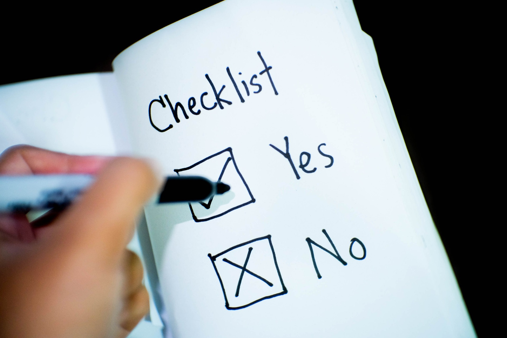 checklist-2313804_1920